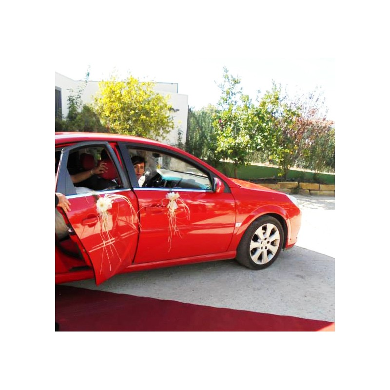 Decoracion de coches de boda - Decoracion interior coche ...