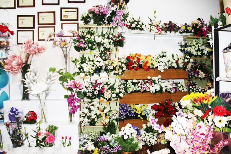 Floristeria Mercado Plantas y Ramos