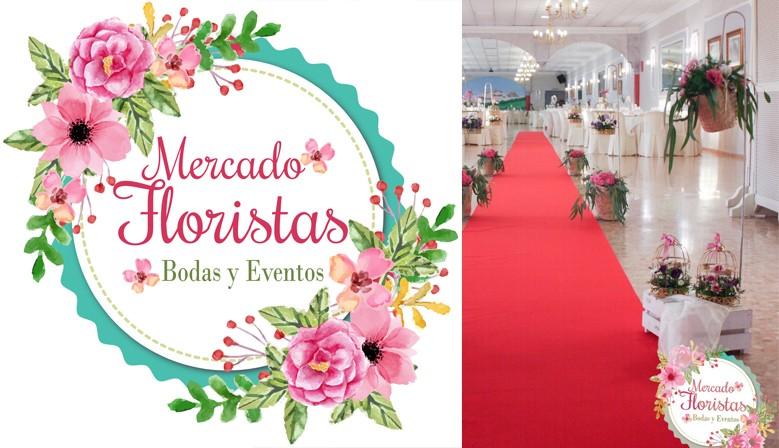 Bodas y Eventos Decoracion Ramos Floristeria Mercado